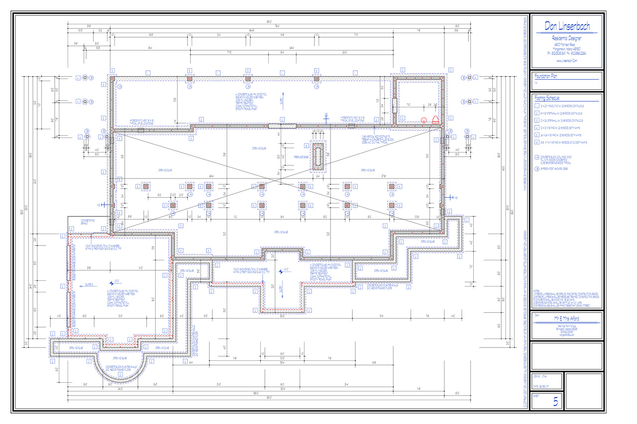 House foundation plans ideas home building plans 1525 for House foundation plan